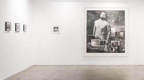 David Haines, galleria Upstream | Photo: Perottino – Alfero – Bottallo - Formica