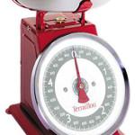 Bilancia meccanica rossa di Teraillon