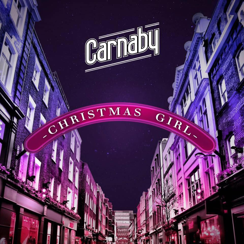 CARNABY cover
