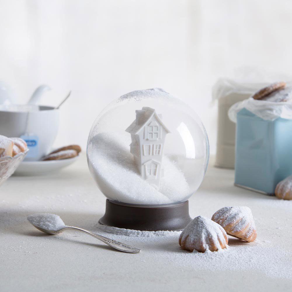 Sugar House_ zuccheriera a forma di palla di neve di Peleg Design_3