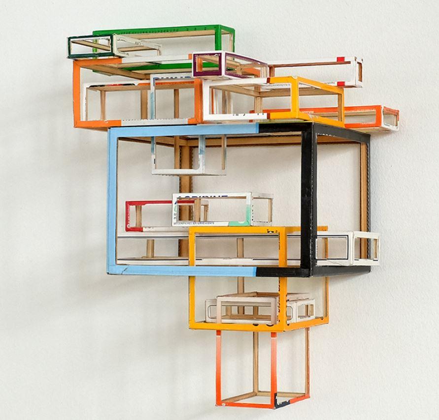Alex Lieber, mostra in programma alla Maab Gallery di Milano da gennaio 2018.