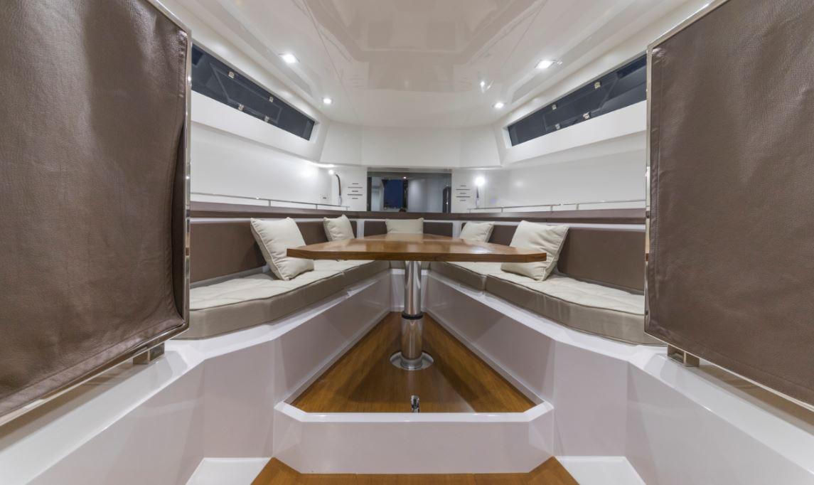 evo yacht design