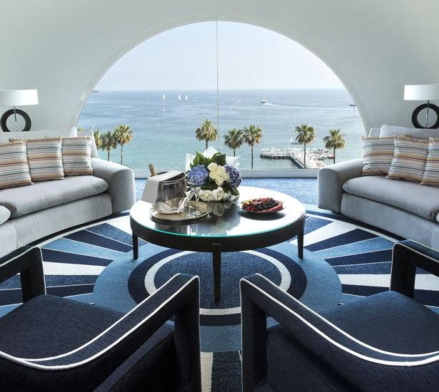 La Mélodie Suite a Cannes.