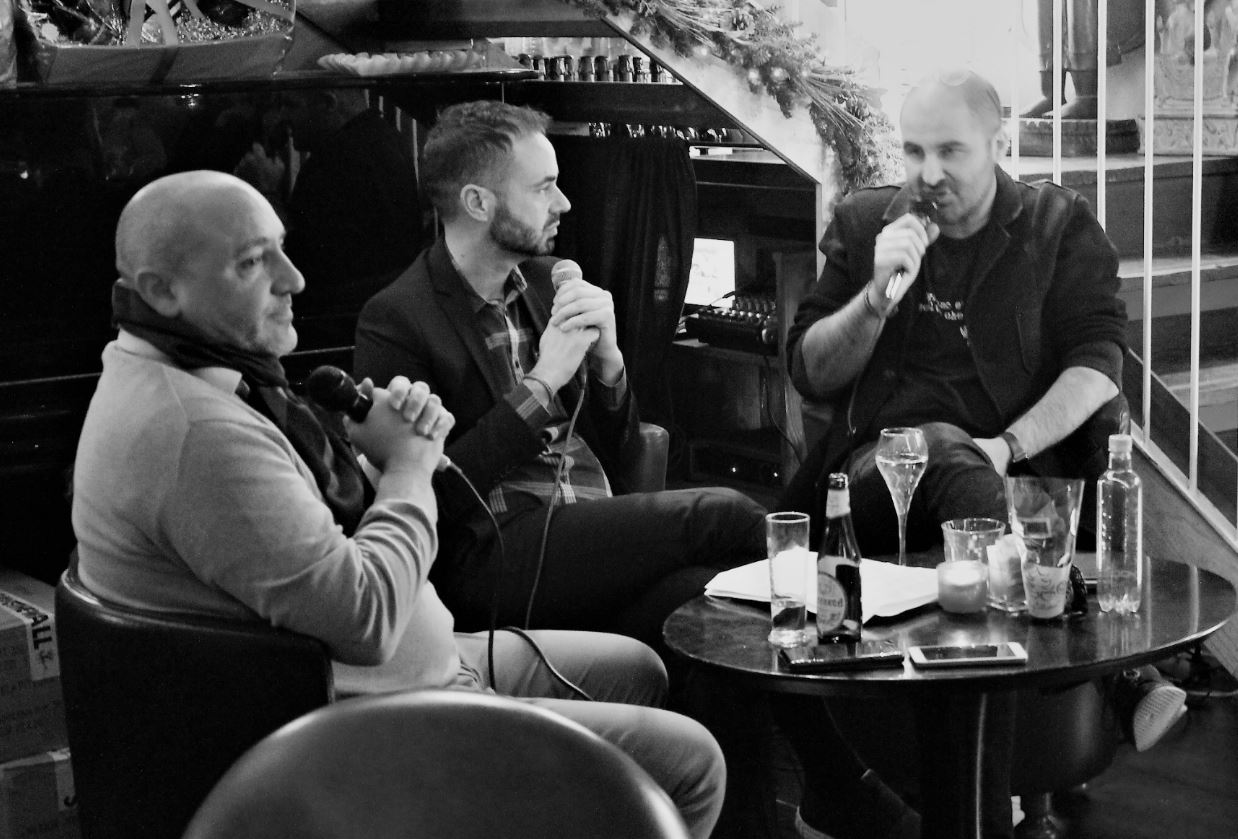 Happy Hour Art è il primo degli incontri promossi da The Way Magazine al Colnial Cafè di corso Magenta a Milano.