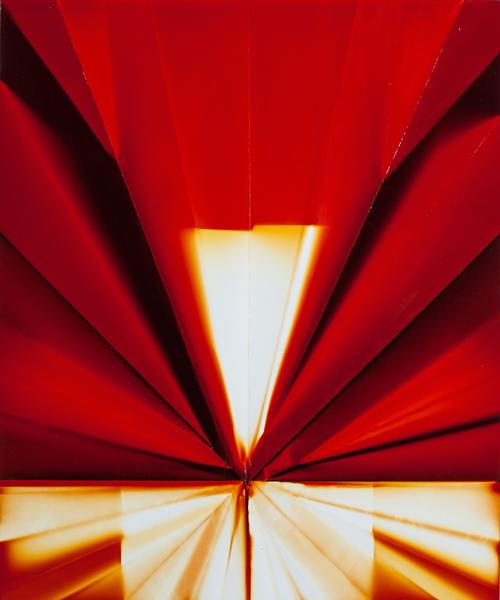 8.EC_60Watt-12.97Feet, 2010, direct impression on light-sensitive paper, cm 50 x 60