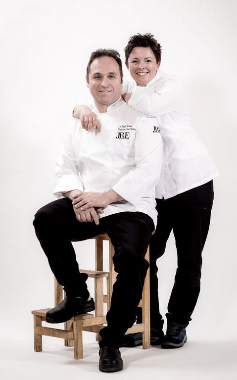 Cristian Santandrea e Maria Probst La Tenda Rossa