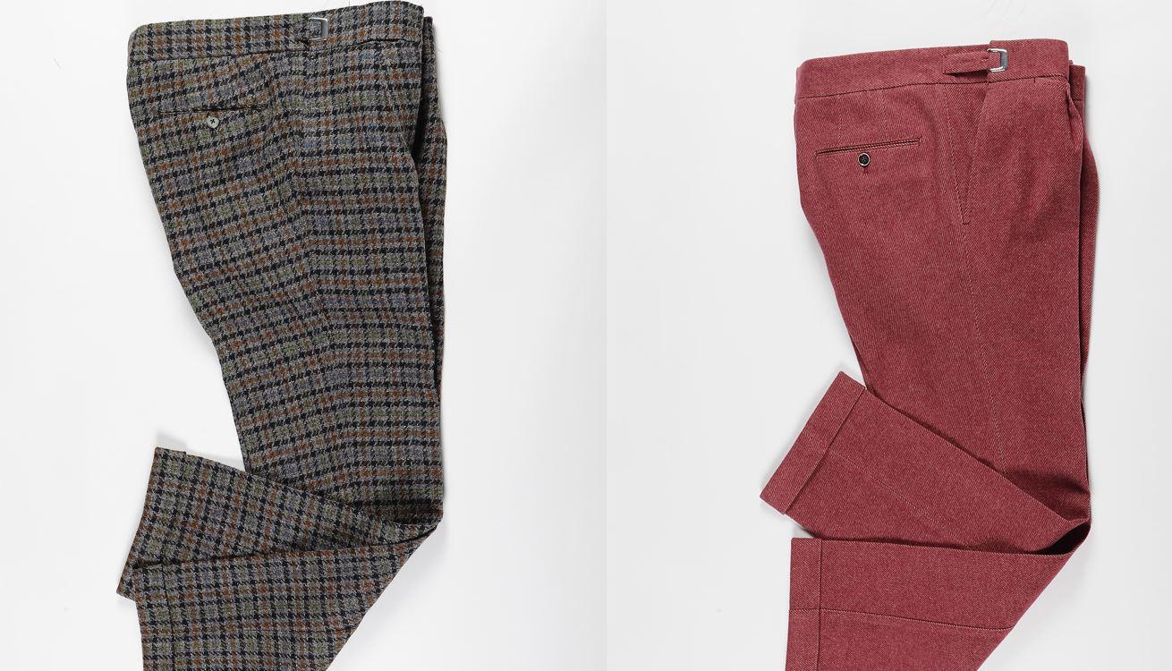 GTA fa pantaloni invernali per uomini raffinati con stile.