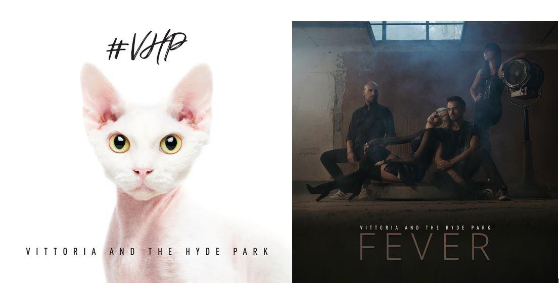 Album e singolo nuovi per Vittoria And The  Hyde Park.