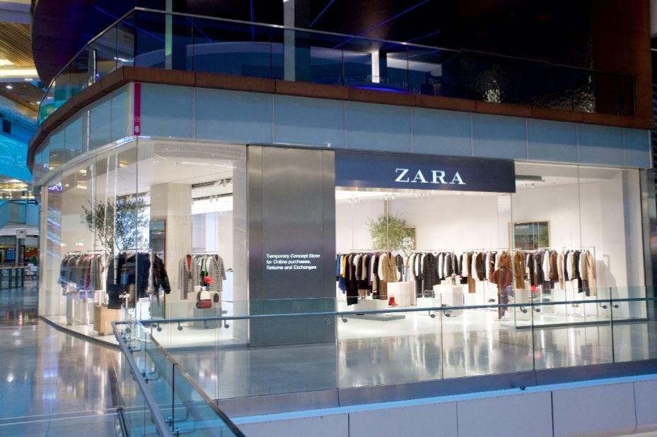 zara the way magazine