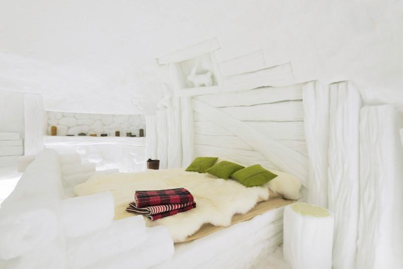Uno chalet di neve a Livigno. Ritiro romantico?