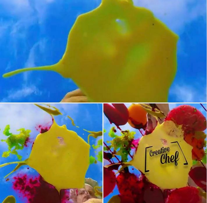 creative yellow