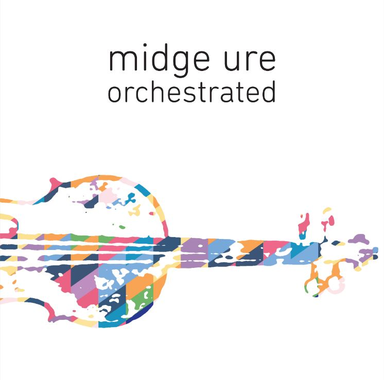 L'album nuovo di Midge Ure, Orchestrated.