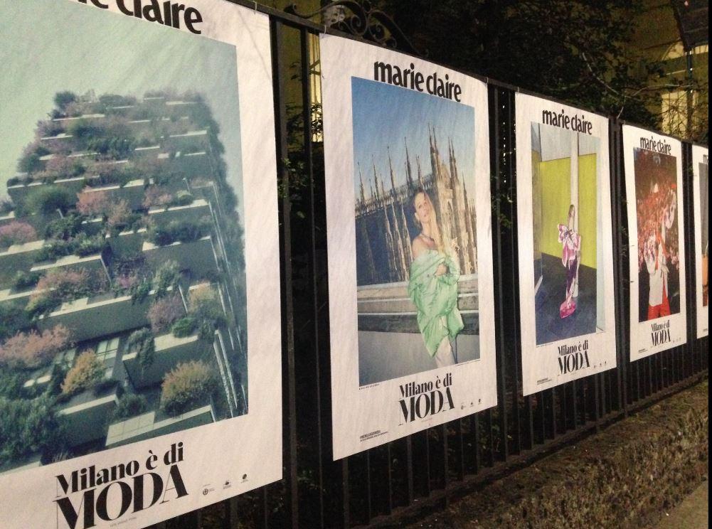 Milano è di moda, è uno slogan ma anche una mostra fotografica a via della Spiga.