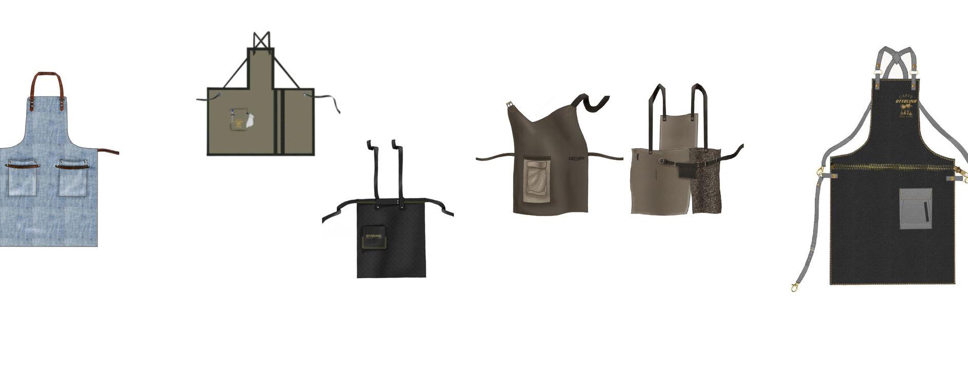 Una panoramica di creazioni per il contest Ottolina Caffè: