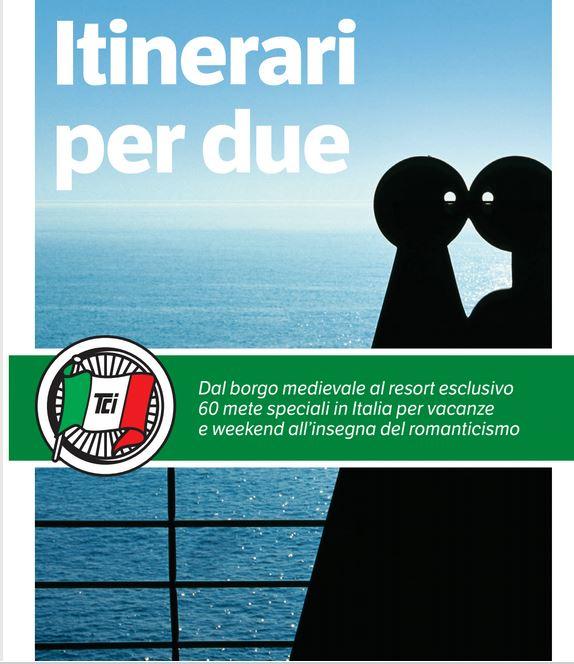 Il Touring Club Italiano mette a disposizione 60 mete.