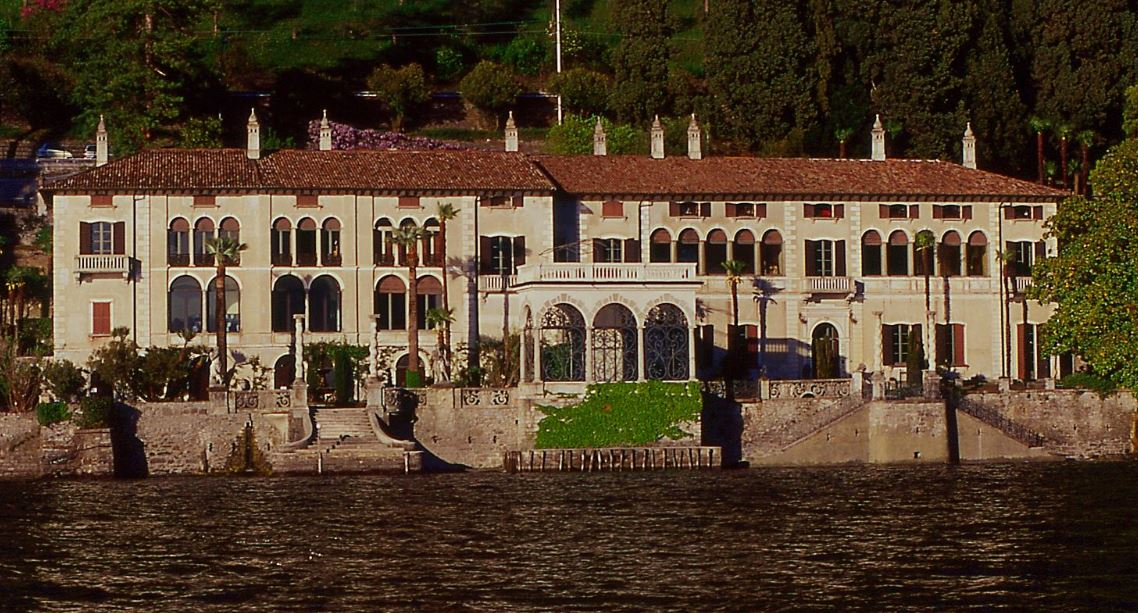 villa monastero lago como