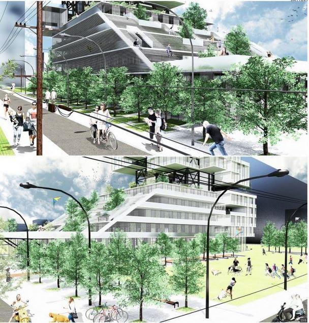 Da Taiwan le case popolari del futuro.