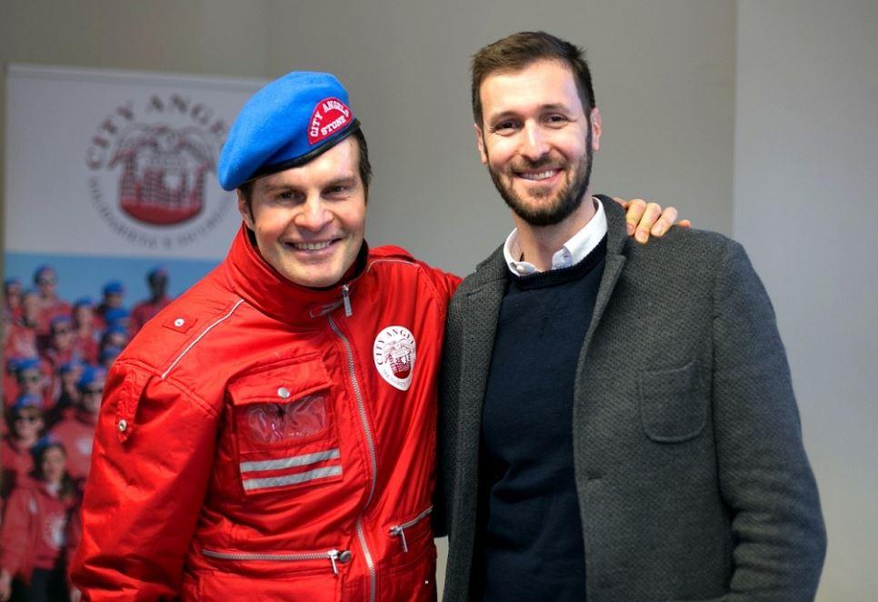 Mario Furlan e Filippo