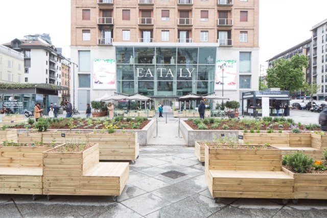 The way magazine fine living people for Eataly milano piazza 25 aprile