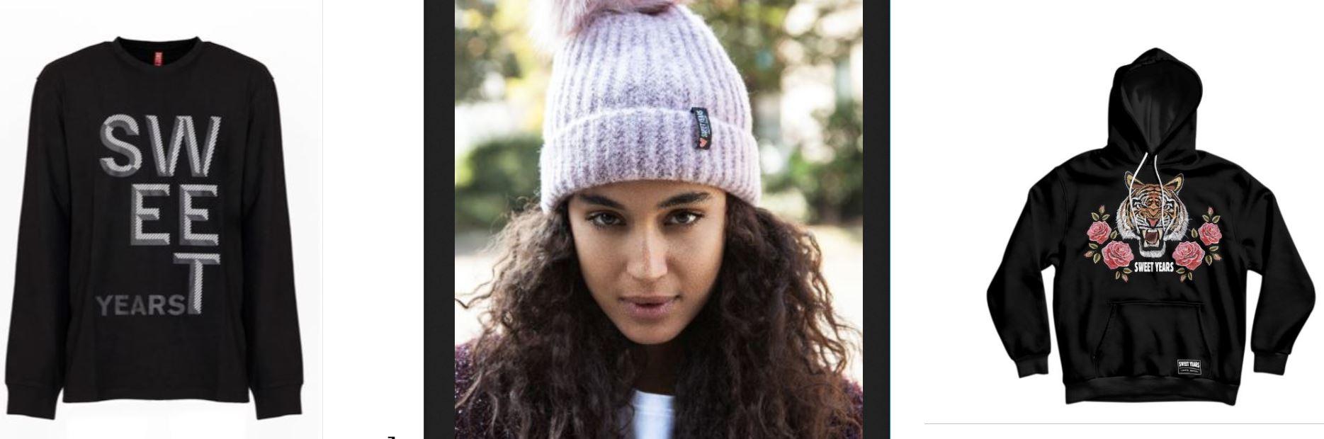fc4de44241 La nuova linea accessori Sweet Years non è solo zaini ma un vero e proprio  universo fatto di portafogli, morbide sciarpe over, caldi berretti di lana e  ...