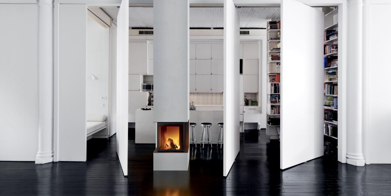 Stufe A Pellet Cassino mcz, design made in italy per il fuoco domestico - the way