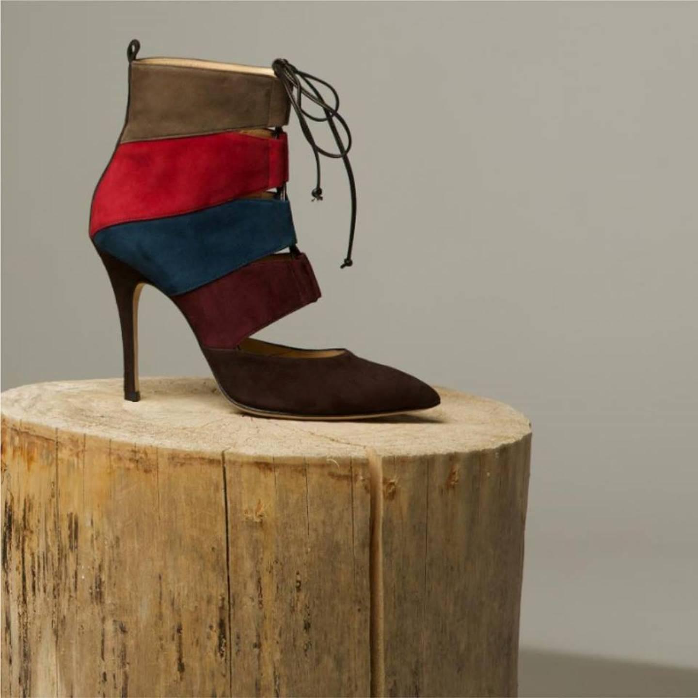 Creativo e intrigato per sapere tutto sulla realizzazione di scarpe di alta  qualità dfe5a4ecee6